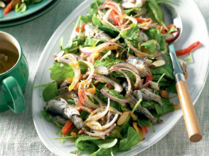 sardine-salad-almonds