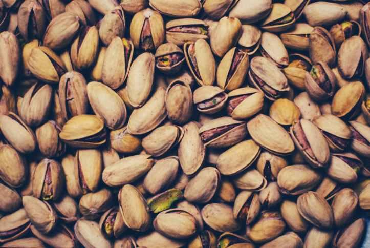 nuts snack pistachios food