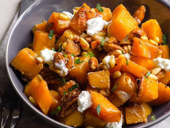 top-honey-garlic-butternut-squash-recipe